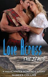 bargain ebooks Love Across the Lines Historical Romance by Numees Collins