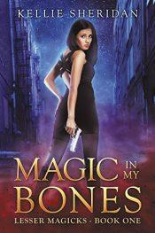 Kellie Sheridan Magic in My Bones free Kindle ebooks