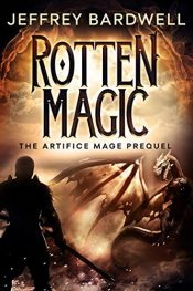 bargain ebooks Rotten Magic Horror by Jeffrey Bardwell