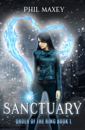 bargain ebooks Sanctuary Fantasy by Phil Maxey