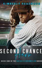 bargain ebooks Second Chance Hero Sports Romance by Kimberly Readnor