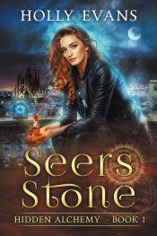 bargain ebooks Seers Stone Urban Fantasy by Holly Evans