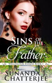 bargain ebooks Sins of the Father Romantic Suspense by Sunanda J. Chatterjee