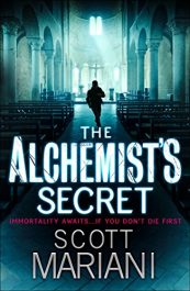 bargain ebooks The Alchemist's Secret Thriller by Scott Mariani