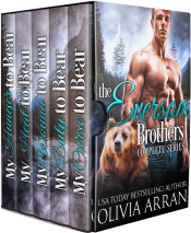 bargain ebooks The Everson Brothers Paranormal Romance by Olivia Arran