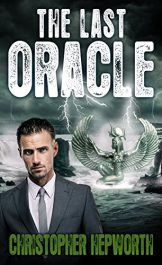 bargain ebooks The Last Oracle Thriller by Christopher Hepworth