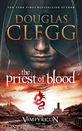 bargain ebooks The Priest of Blood Dark Fantasy / Horror by Douglas Clegg