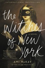 Ami McKay The Witches of New York free Kindle ebooks