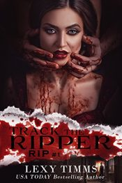 bargain ebooks Track the Ripper Historical Mystery by Lexy Timms