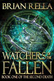 bargain ebooks Watchers of the Fallen Horror by Brian Rella
