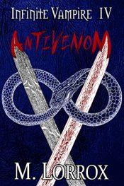 bargain ebooks ANTIVENOM Fantasy by M. Lorrox