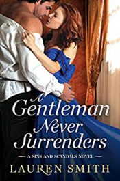 bargain ebooks A Gentleman Never Surrenders Historical Romance by Lauren Smith