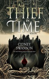 bargain ebooks A Thief in Time Young Adult Teen by Cidney Swanson
