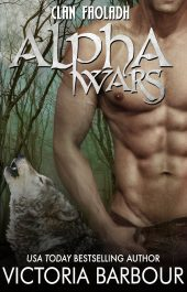 bargain ebooks Alpha Wars Paranormal Romance by Victoria Barbour