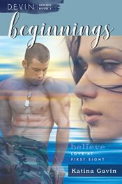 bargain ebooks Beginnings Romance By Katina Gavin