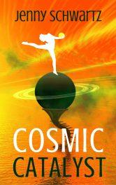 bargain ebooks Cosmic Catalyst Science Fiction by Jenny Schwartz