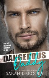 bargain ebooks Dangerous Daddy Contemporary Romance by Sarah J. Brooks