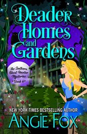 bargain ebooks Deader Homes and Gardens Cozy Mystery by Angie Fox