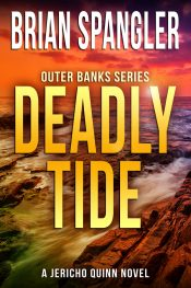 bargain ebooks Deadly Tide Crime Thriller Mystery by Brian Spangler