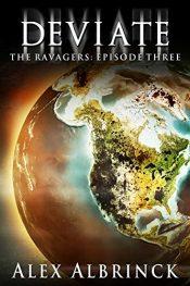 bargain ebooks Deviate SciFi Adventure by Alex Albrinck