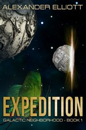 bargain ebooks Expedition Science Fiction by Alexander Elliott
