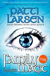 bargain ebooks Family Magic (The Hayle Coven Novels Book 1) Young Adult/Teen by Patti Larsen