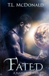 bargain ebooks Fated YA Fantasy/Thriller by T.L. McDonald
