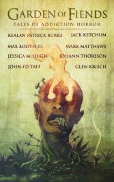 bargain ebooks Garden of Fiends: Tales of Addiction Horror Horror by Multiple Authors