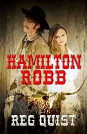 bargain ebooks Hamilton Robb Historical Fiction by Reg Quist