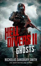 bargain ebooks Hell Divers II SciFi Technothriller by Nicholas Sansbury Smith