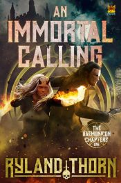 bargain ebooks An Immortal Calling Urban Fantasy by Ryland Thorn
