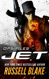 amazon bargain ebooks Jet - Ops Files Action Adventure Mystery Thriller by Russel Blake