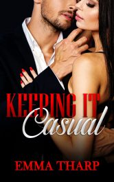 bargain ebooks Keeping It Casual Contemporary Romance by Emma Tharp
