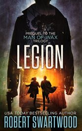 bargain ebooks Legion Action/Adventure by Robert Swartwood
