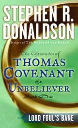 amazon bargain ebooks Lord Foul's Bane (The Chronicles of Thomas Covenant The Unbeliver Science Fiction Fantasy Action Adventure by Stephen R. Donaldson