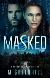 amazon bargain ebooks Masked Parnormal Thriller by M Greenhill