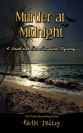 bargain ebooks Murder at Midnight Mystery by Kathi Daley