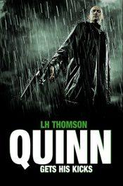 bargain ebooks Quinn Gets His Kicks Adventure Mystery by LH Thompson