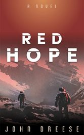 bargain ebooks Red Hope Sci-Fi Thriller/Action Adventure by John Dreese