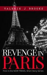 bargain ebooks Revenge in Paris Mystery by Valerie J Brooks