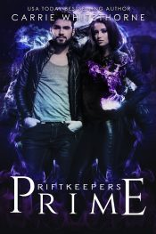 bargain ebooks Riftkeepers: Prime Paranormal Romance by Carrie Whitethorne