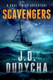 bargain ebooks Scavengers Action/Adventure Thriller by J.D. Dudycha