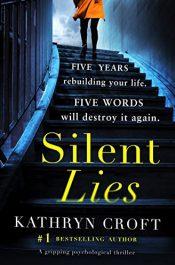 bargain ebooks Silent Lies Thriller by Kathryn Croft
