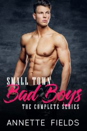 bargain ebooks Small Town Bad Boys Erotic Romance by Annette Fields