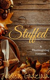 bargain ebooks Stuffed: A Thanksgiving Romance Erotic Romance by Jessica Gadziala
