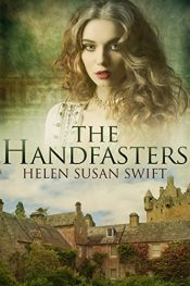 bargain ebooks The Handfasters Young Adult Historical Fiction by Helen Susan Swift
