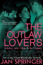 bargain ebooks The Outlaw Lovers Erotic Romance by Jan Springer