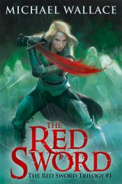 bargain ebooks The Red Sword Epic Fantasy by Michael Wallace