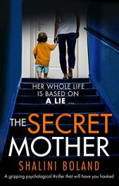 bargain ebooks The Secret Mother Psychological Thriller by Shalini Boland