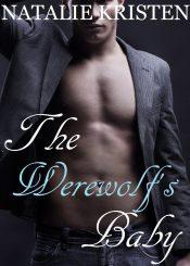 bargain ebooks The Werewolf's Baby Paranormal Romance by Natalie Kristen